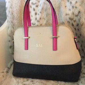 Kate Spade SAL monogrammed purse